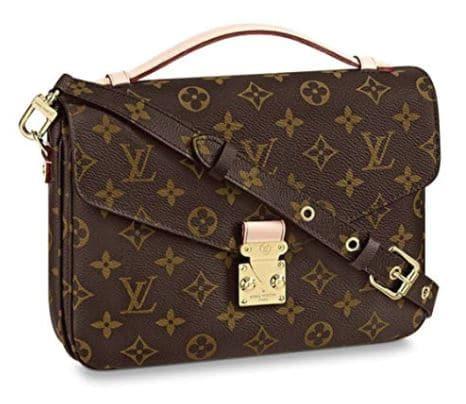 Pochette Soft Canvas Crossbody Handbag